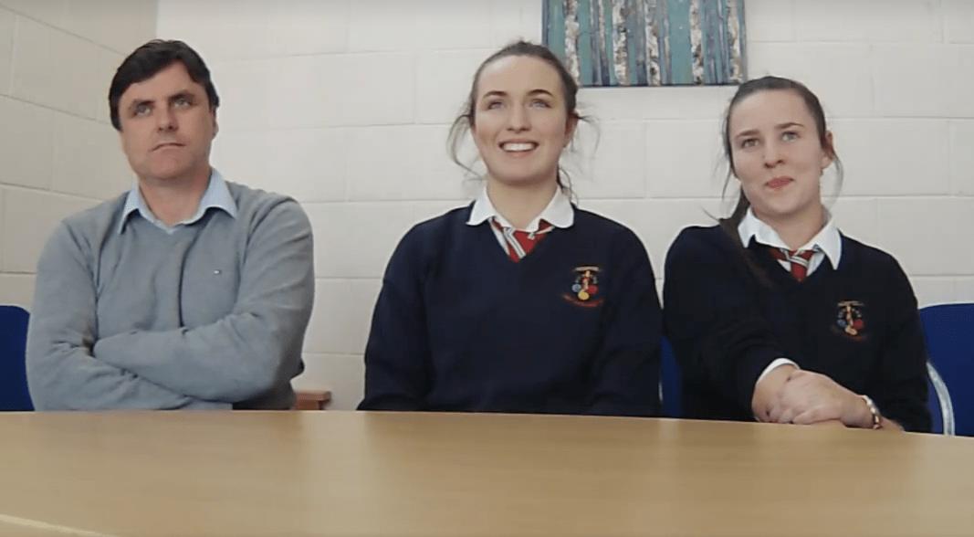 John the Baptist Girls face Tyrone's Ballygawley in All-Ireland final