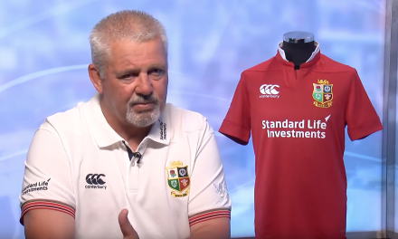 Gatland has warning for Munster players in this weekends Guinness Pro12 final