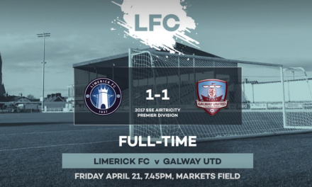 WATCH: Limerick FC V Galway Utd Highlights