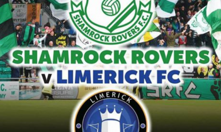 Limerick FC aim to retain fourth position against Shamrock Rovers