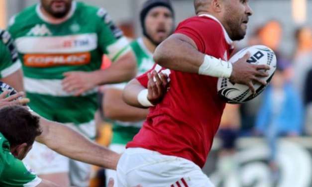 Munster complete Italian job to secure home semi final