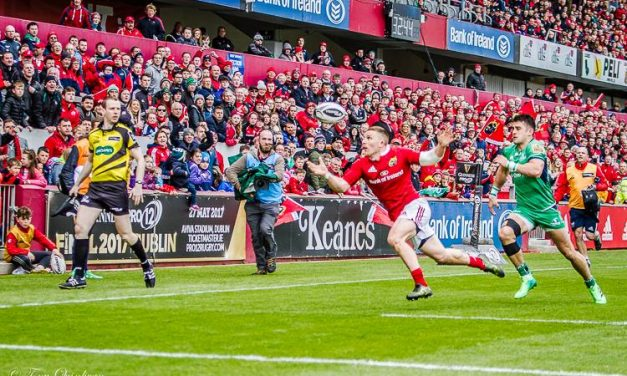 Andrew Conway under no illusions about Cardiff task