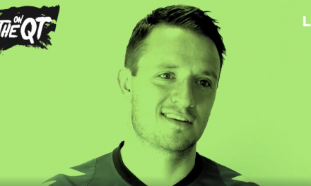 WATCH: Questions and answers with Limerick FC goalkeeper Brendan Clarke