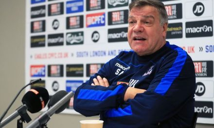 Big Sam's Crystal Palace to face Limerick FC in Preseason Friendly