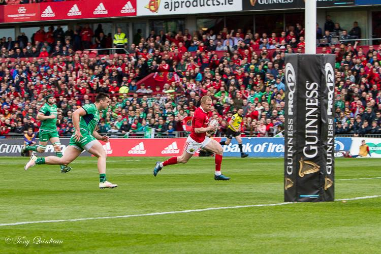 Munster continue preseason preparation with training game against Connacht