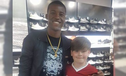 WATCH: How Georginio Wijnaldum made a young Limerick boy's day