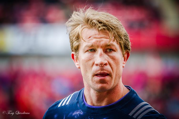 Jerry Flannery explains what Donnacha Ryan has done for Munster this season