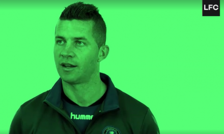 WATCH: Quickfire questions with Limerick FC's John O'Flynn