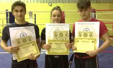 Limerick Combat Gym enjoys continued success