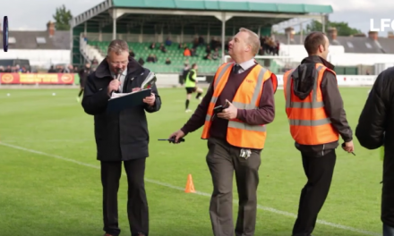WATCH: Limerick FC volunteers, the people behind the scenes