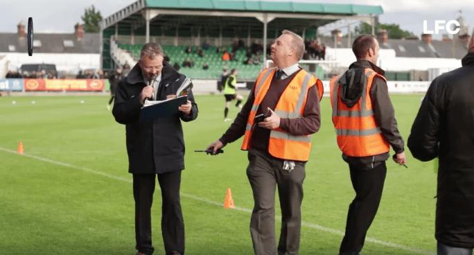 WATCH: Limerick FC volunteers, the people behind the scenes