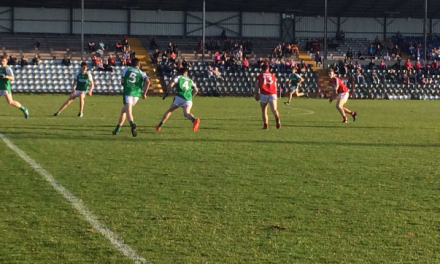 Cork prove too strong for Limerick in U17 Football