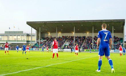 Limerick FC take on Charlton Athletic in mid-season friendly