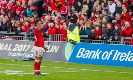Munster release their images of the year