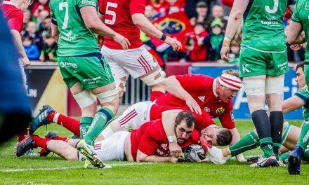 WATCH: Munster path to Pro 12 Semi Final