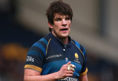 Donncha O'Callaghan named Player of the Year