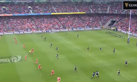 WATCH: Highlights of the Guinness Pro12 Final