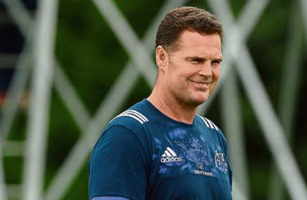 Rassie Erasmus and Jaques Nienaber have begun life after Munster