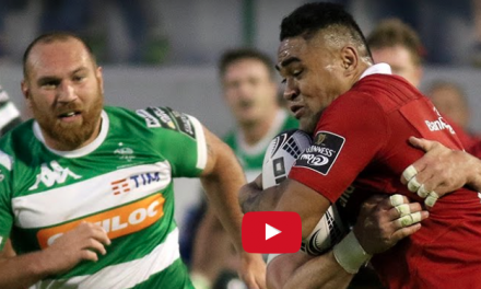 Highlights of Munster's 34-14 win over Treviso