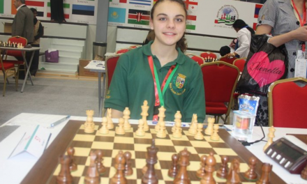 Limerick teenager is Ireland's first chess world champion