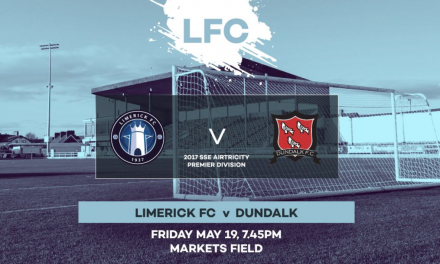 Limerick FC welcome Derry City to the Markets Field