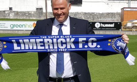 Neil McDonald takes first press conference as Limerick FC boss