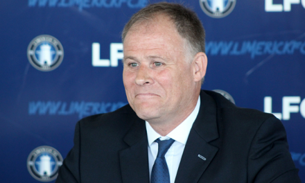 LISTEN: Limerick FC Manager Neil McDonald discusses this weekend's game V Cork City