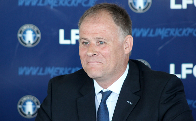 LISTEN: Neil McDonald talks with Limerick FC about Sligo Rovers clash