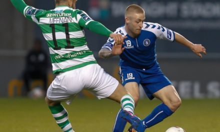 WATCH: Tommy Robson talks about his loan move to Limerick FC