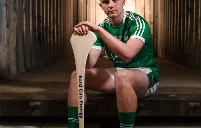 Peter Casey looking forward to Championship hurling