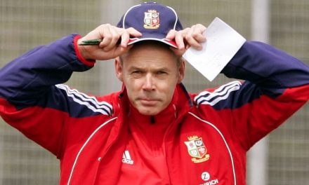 Clive Woodward Explains How He And The Lions 'Let Paul O'Connell Down' In 2005