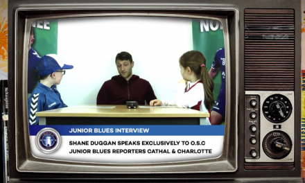WATCH: Q and A with Limerick FC's Shane Duggan (Part Two)