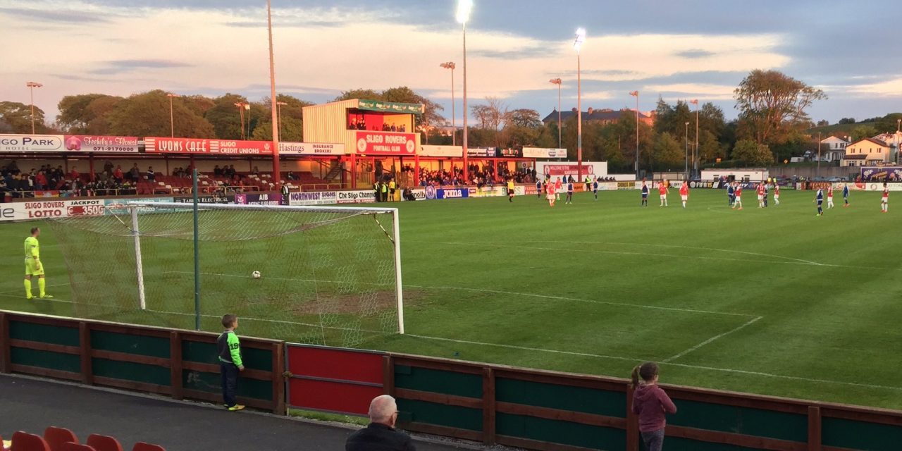 Sligo dominant as Limerick's good run ends