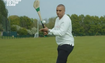 WATCH: Simon Zebo goes back to his hurling roots