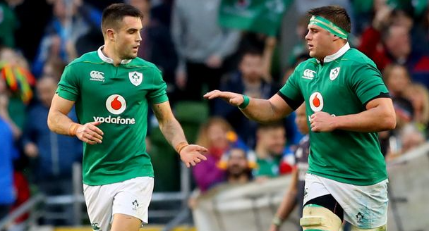 Munster trio nominated for Irish Rugby Award