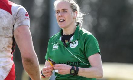 Limerick's Joy Neville makes history yet again