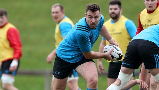 Niall Scannell Munster