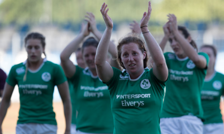 World Cup Dream alive and well for Irish Rugby 7's Women