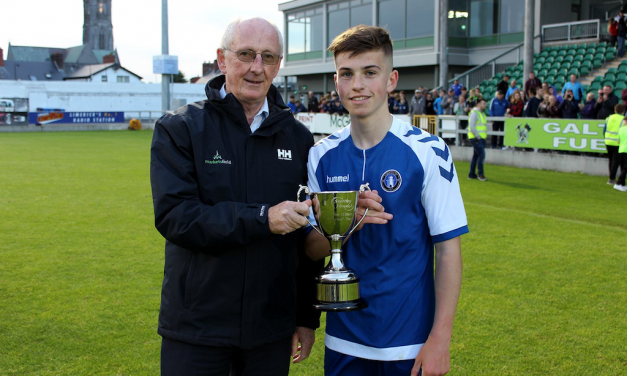 Limerick FC defeat Janesboro to win 2017 Sporting Limerick Charity Cup