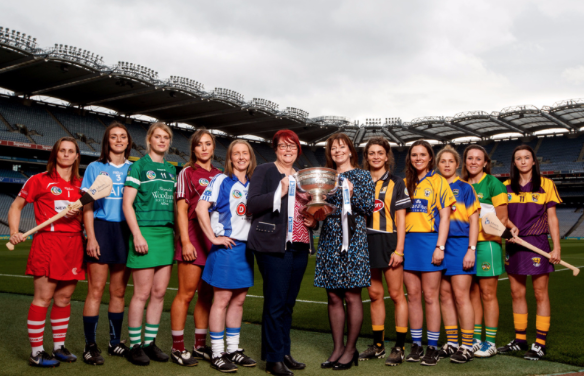 WATCH: Camogie Association launch 2017 All-Ireland Championships