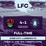 Limerick FC no match for Cork City as Leesiders continue march to title
