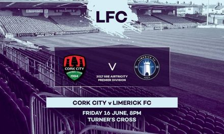 Limerick aim for positive result Cork City in Munster derby
