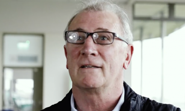 WATCH: Limerick FC interview with Des Kennedy