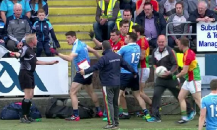 Former Dublin manager launches stinging criticism of Diarmuid Connolly