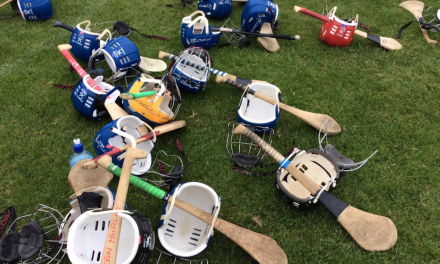Ardscoil Rís and JTBCS Hospital secure Harty 1/4 Final spots