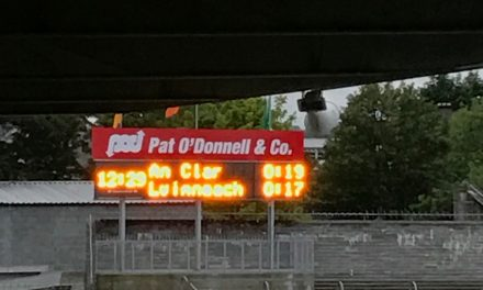 Brave Limerick edged by Banner in extra time thriller