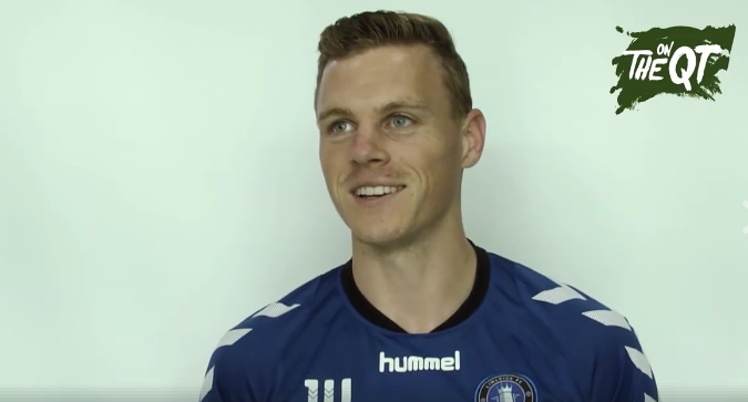 WATCH: Limerick FC interview chat with Ian Turner