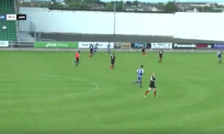 WATCH: Highlights of Limerick FC V Janesboro