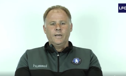 WATCH: Limerick FC interview with Neil McDonald