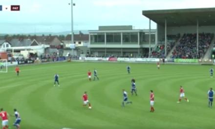 WATCH: Limerick FC Highlights V St Patrick's Athletic